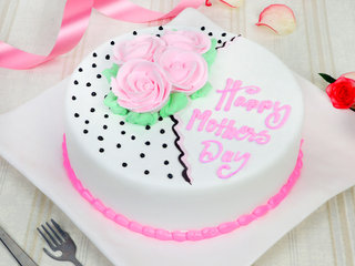 Multi Flavoured Mothers Day Cake