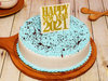Happy New Year Cream Cake