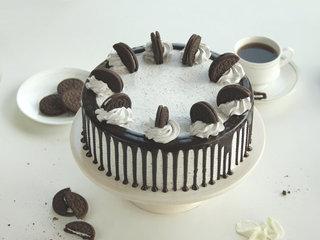 Oreo Choco Cake
