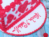 Zoom view of Half Red Velvet Cake