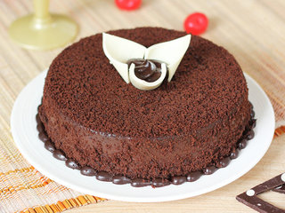 Round Shaped Chocolate Cake in Noida
