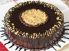 Zoomed View of Nuttycious Treat - Choco crunchy Cake
