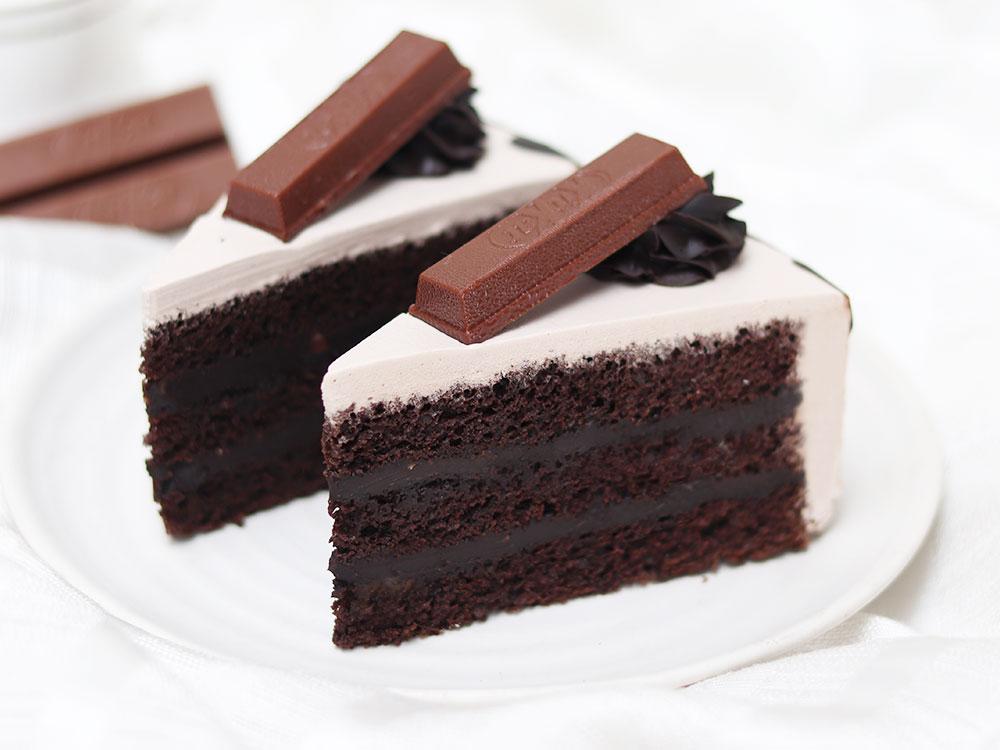 Kit Kat Chocolate Pastries