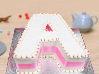 A Shaped Cake