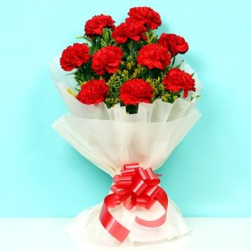 Red Handed Bouquet