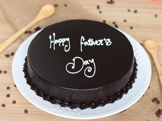 Chocolate Cake For Fathers Day - Buy Now
