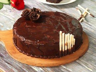 Belgian Baked Cake