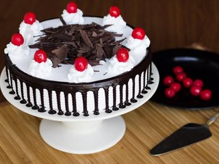 Black Forest Cake in Delhi