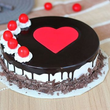 Cherrylicious Black Forest Cake