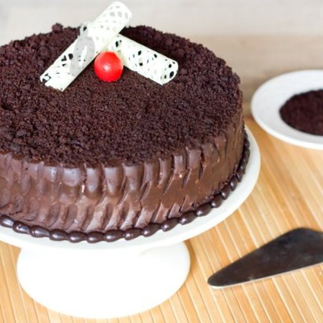 Chocolate Mud Cake For A Get Together