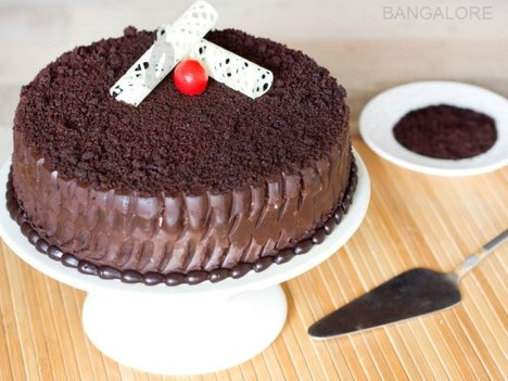 Chocolate Mud Cake Delivery in Bangalore