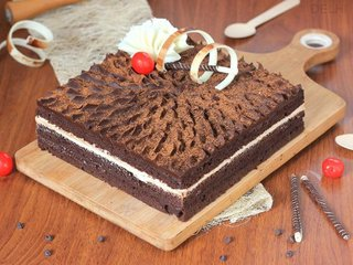 Coffee Chocolate Cake in Delhi