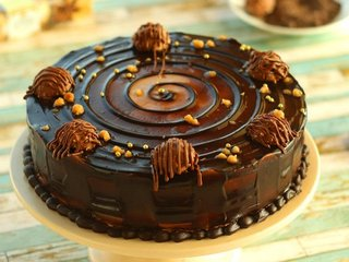 Simply Rocher Cake in Gurgaon