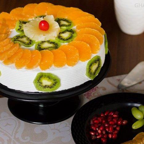 Fresh Fruit Cake in Ghaziabad