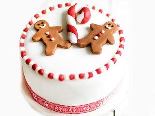 Ginger Man Cake For Celebration