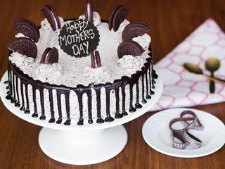 Order Mothers Day Special Oreo Choco Cake