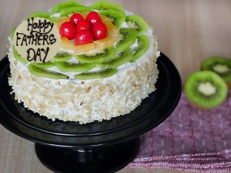 Fathers Day Special Fruit Cake