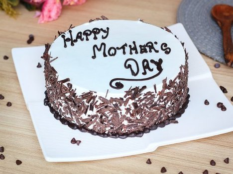 Mothers Day Black Forest Cake