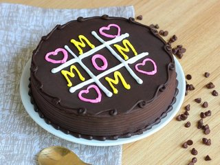 Chocolate Cake for Mom