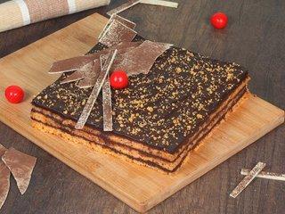Tangy Chocolate Cake