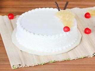 Pineapple Cake in Ghaziabad