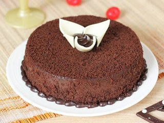 A Chocolate Mud Cake