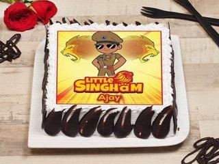 Little Singham Cake