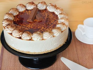 Tiramisu Cheese Cake in Delhi