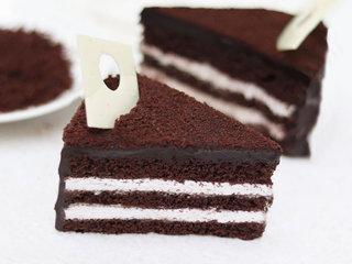 Chocolate Mud Pastries